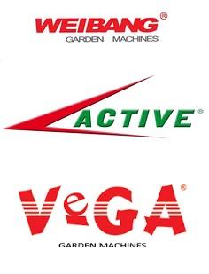 logo značek: vega - weibang - active