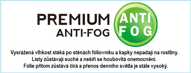 anti fog folie