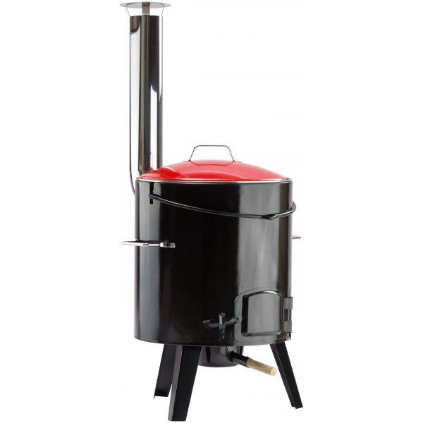 topeniště s kotlíkem na guláš Activa Stew
