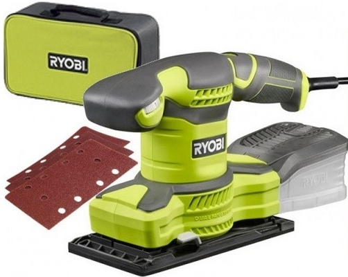 Ryobi RSS280-S - vibrační bruska