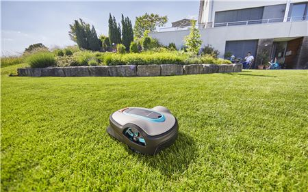 GArdena Sileno Life Sensor Control
