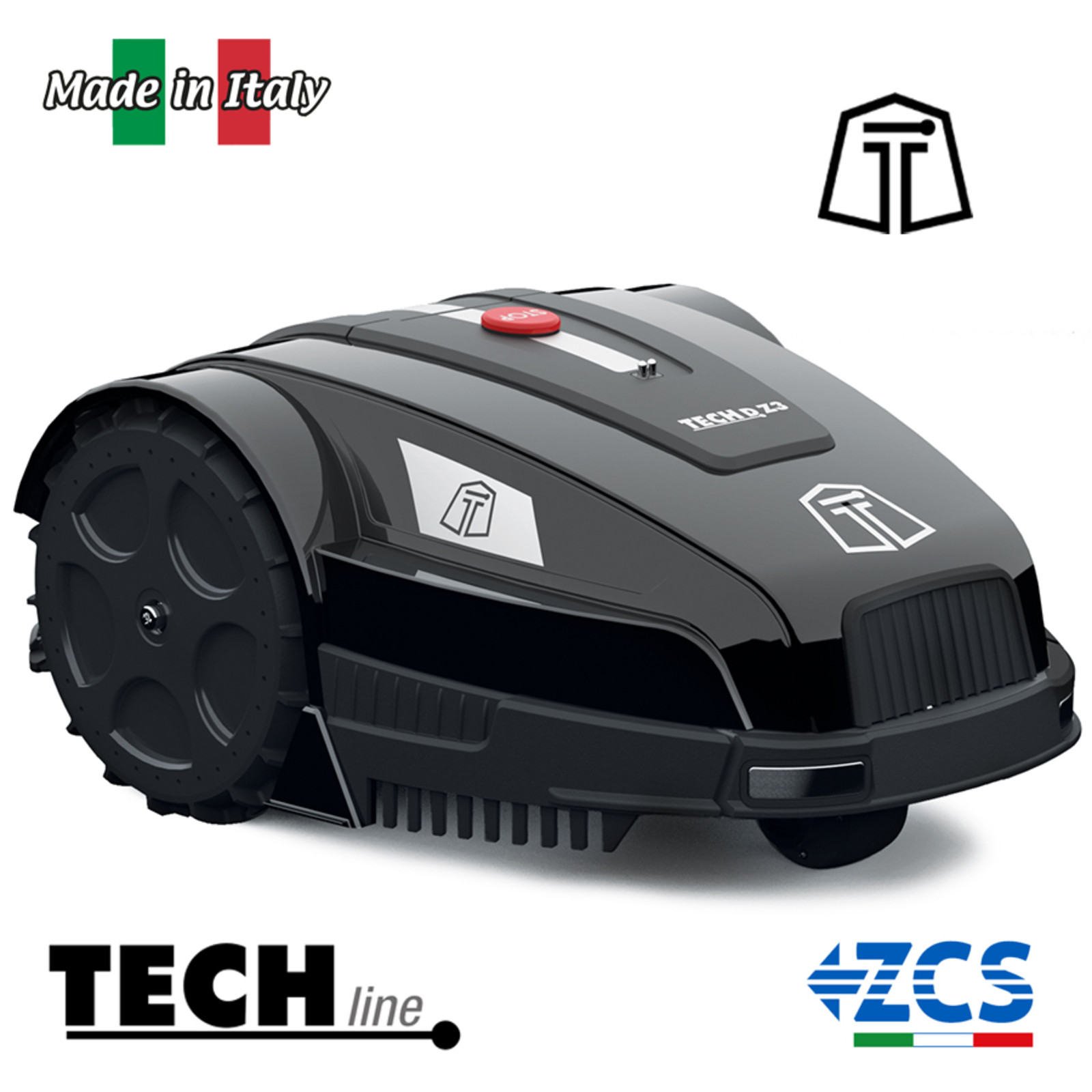 ZCS TECHline ROBOT TECH DZ3 (5.0) - robotická travní sekačka, do ...