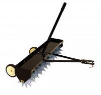 AgriFab AF 346 - tažený travní provzdušňovač 102 cm