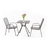 Garland Sabi 2+ - sestava nábytku z tahokovu (2x židle Savoy, 1x stůl Tavio)
