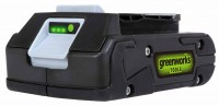 Greenworks G24B2 - 24 V lithium iontová baterie 2 Ah (krátká verze)