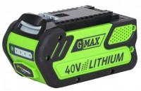 Greenworks G40B4 - 40 V lithium iontová baterie 4 Ah