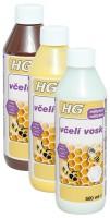 HG včelí vosk hnědý
