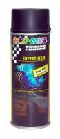 MOTIP - SUPERTHERM žáruvzdorná barva, 400 ml