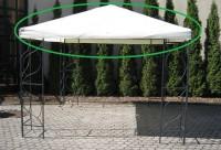 Náhradní střecha zahradního stanu Party De Luxe