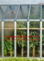 Prodloužení skleníkové přístavby Limes ke stěně domu Variant C
