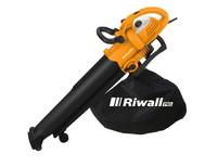 Riwall PRO REBV 3000 - vysavač / foukač s elektrickým motorem 3000 W