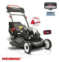 Rotační benzínová sekačka Weibang WB 506 SB DOV 5in1