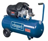 Scheppach HC 100 dc - olejový kompresor
