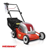 Weibang WB 453 SE - rotační elektrická sekačka s pojezdem