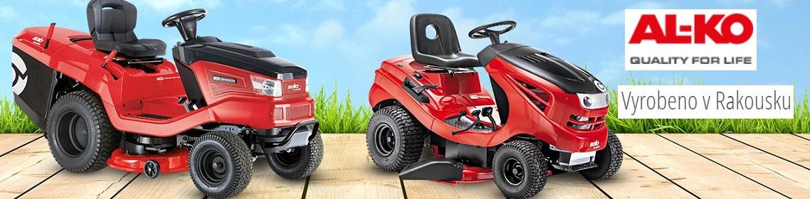 Traktory AL-KO